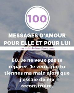 100 Messages D Amour Pour Elle Et Pour Lui La Vie Des Reines