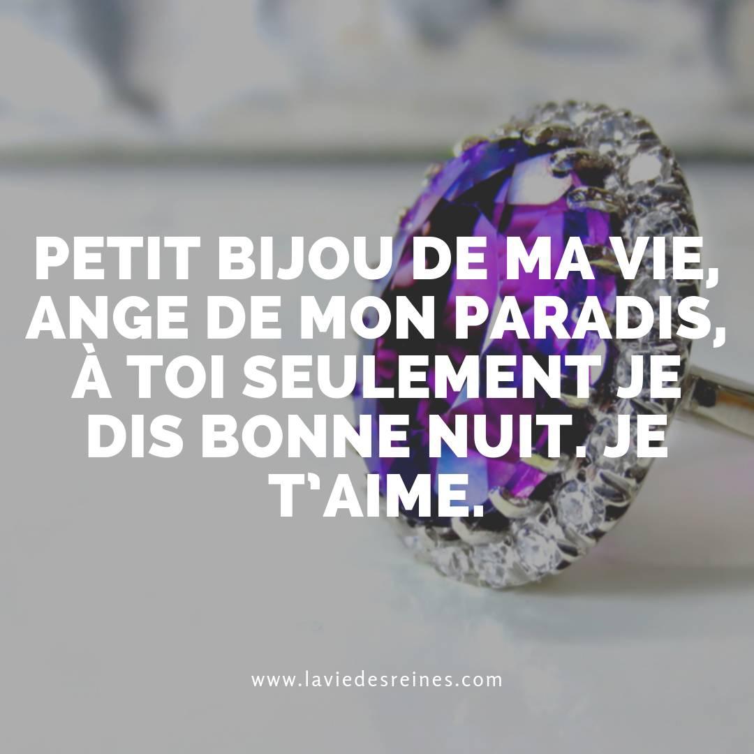 100 Sms Pour Dire Bonne Nuit Mon Amour 9 La Vie Des Reines
