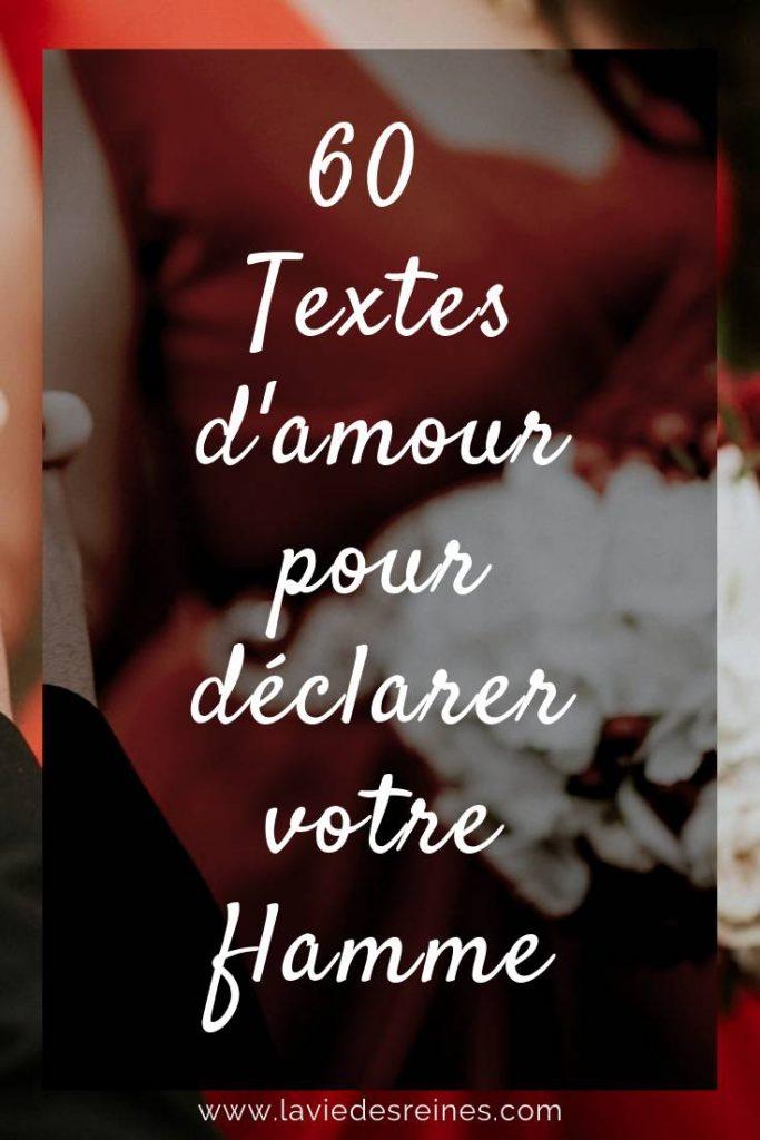 60 Textes D Amour Pour Déclarer Votre Flamme