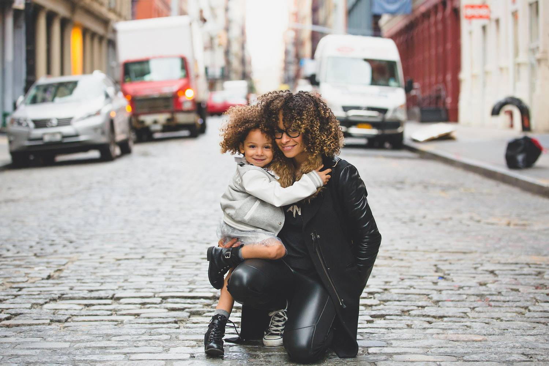 Seul un homme fort peut conquérir le cœur d'une mère célibataire