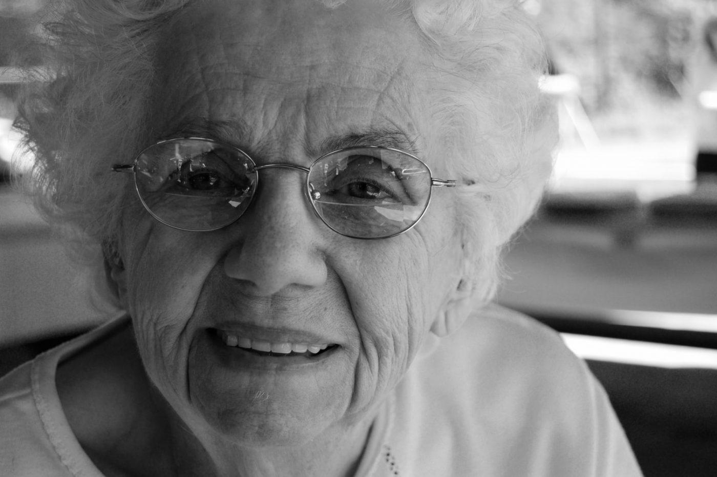 À ma grand-mère qui est aux cieux…