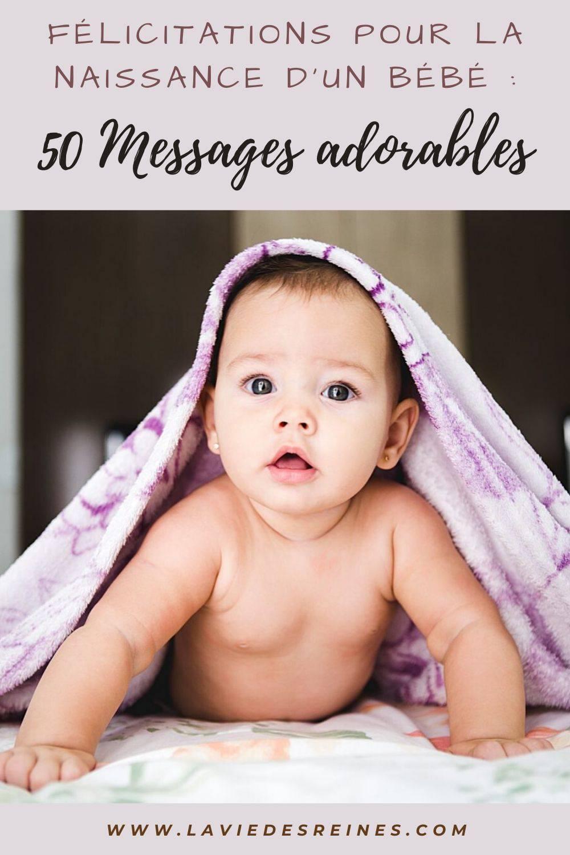 Qu Offrir Pour Une Naissance félicitations pour la naissance d'un bébé : 50 messages