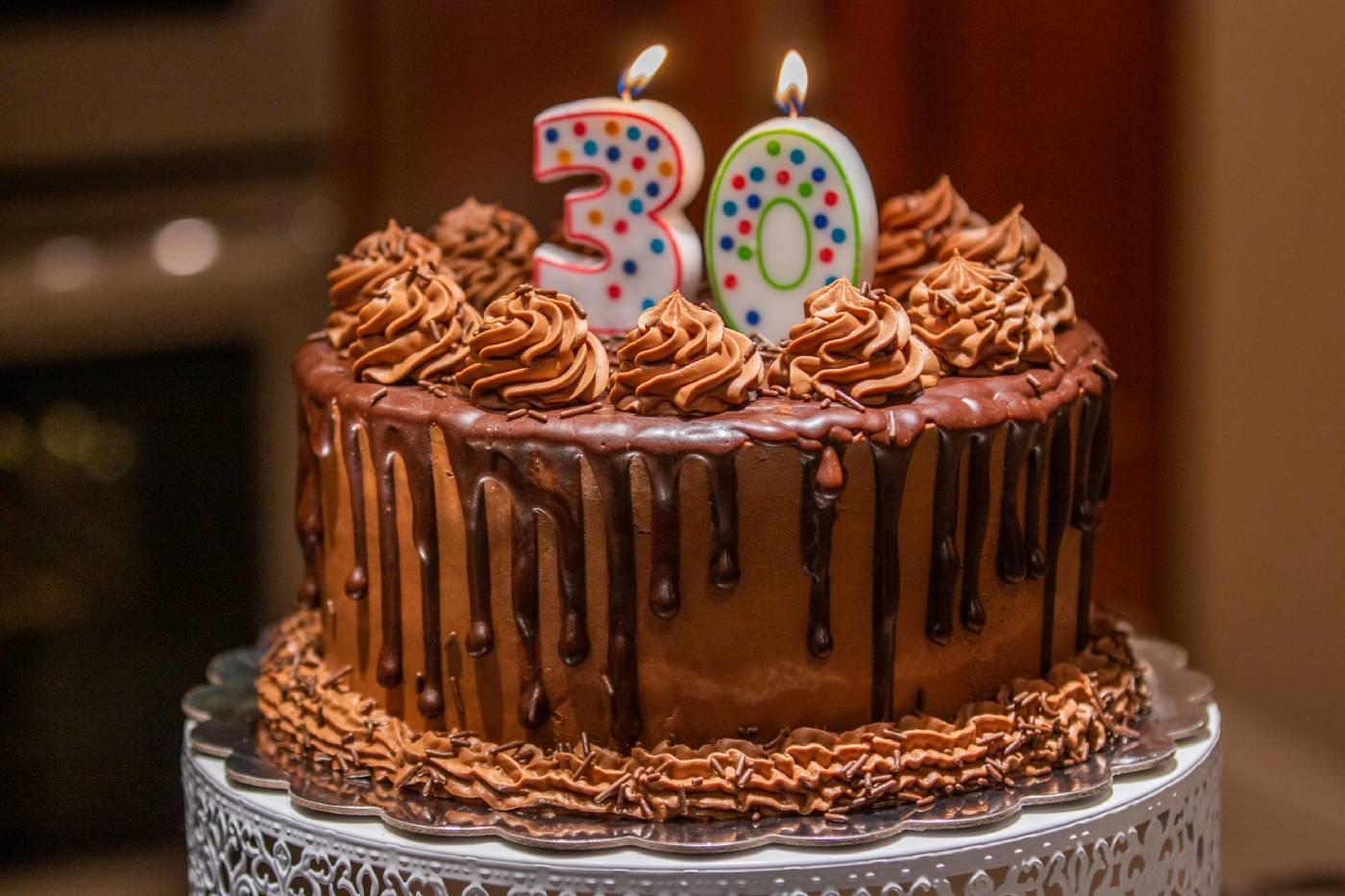 30 Textes d'anniversaire pour ses 30 ans : enfin un(e) adulte !