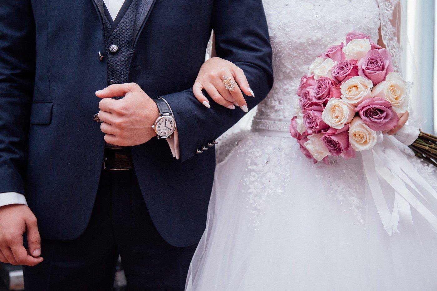 Sélection exclusive de 50 textes de félicitations pour un mariage
