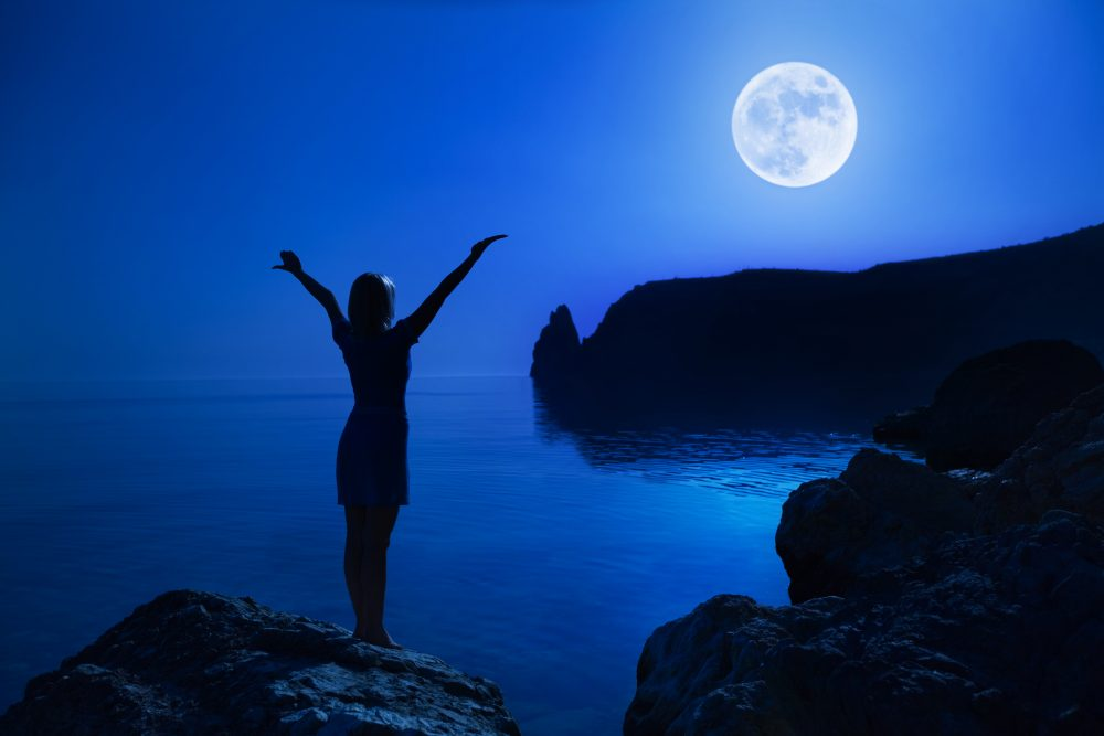 Comment la lune bleue va-t-elle influencer votre signe du zodiaque ?