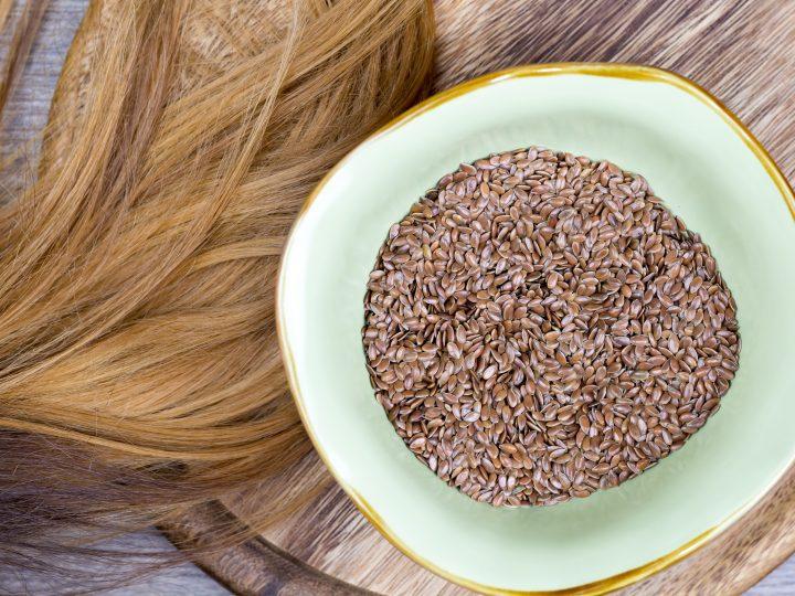 Pourquoi la graine de lin est-elle la meilleure amie de vos cheveux ?