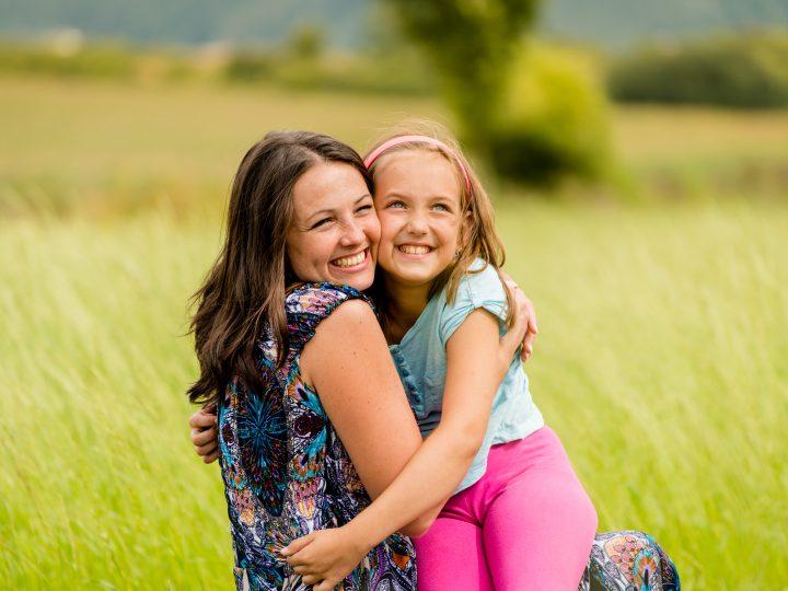 Voici les 10 Conseils à suivre pour élever une fille heureuse et responsable