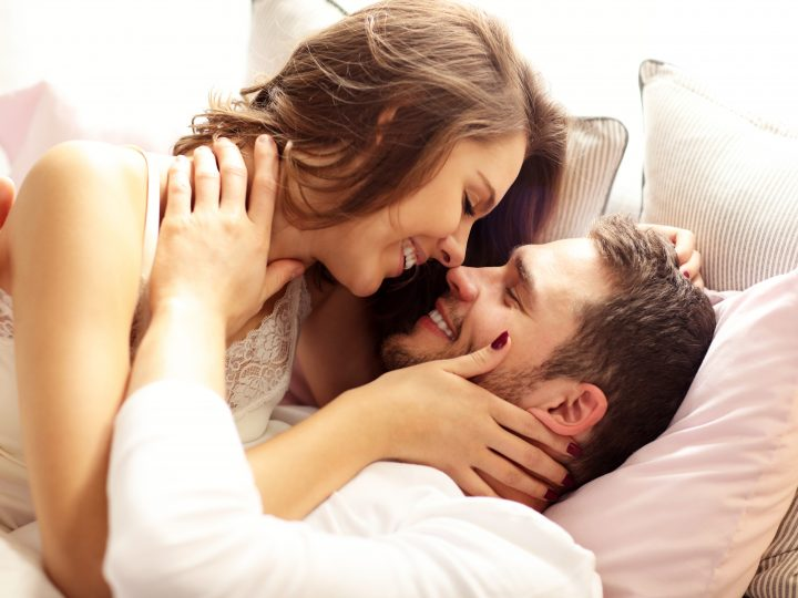 Lorsque vous faites ces 7 Choses, votre homme fond de bonheur
