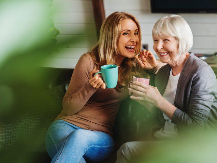 Voici 27 Questions à poser à votre maman pour approfondir votre lien