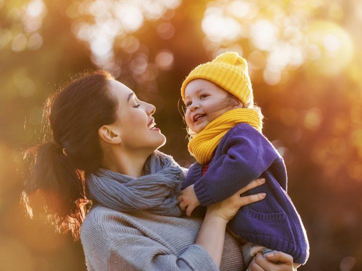 Je ne suis pas une mère parfaite, mais j'espère que tu te souviendras de mes efforts