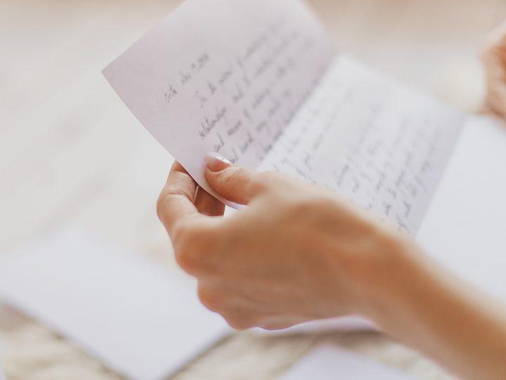 Voici 9 Modèles de lettre magique pour récupérer son ex & tous les conseils dont vous avez besoin