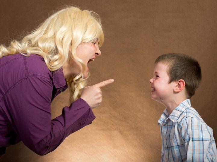 Lettre ouverte à toutes les mamans qui crient sur leurs enfants