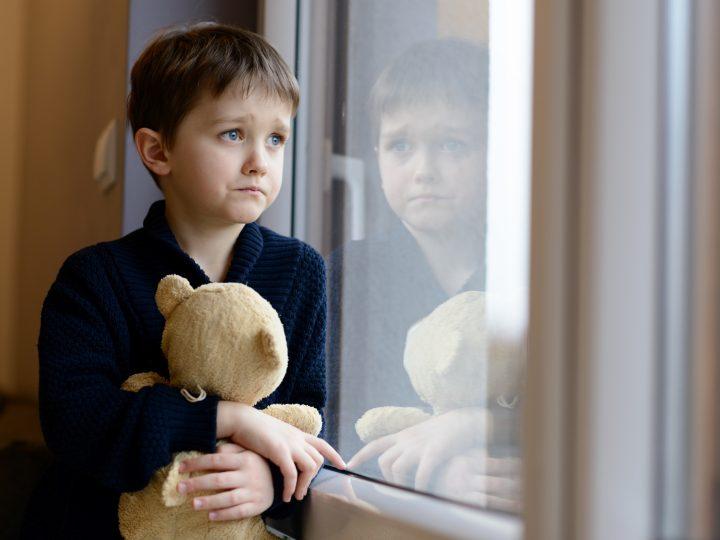 Dans l'esprit torturé d'un enfant qui ne reçoit pas d'amour…